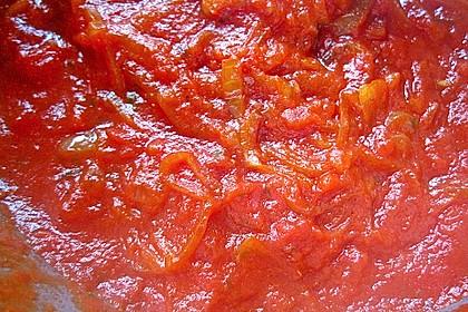 Curry - Zwiebel - Sauce 14