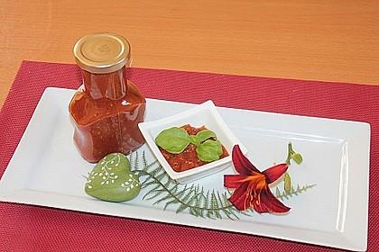 Curry - Zwiebel - Sauce 3