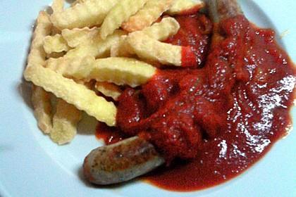 Curry - Zwiebel - Sauce 8