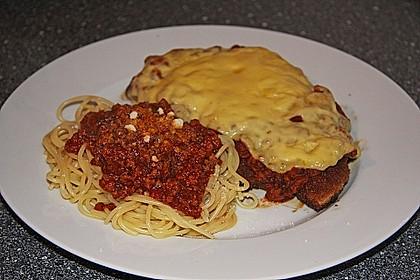 Schnitzel Parmigiana 2