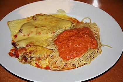 Schnitzel Parmigiana 5