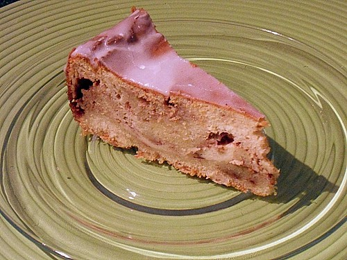 Cinnamon Roll Cheesecake 5