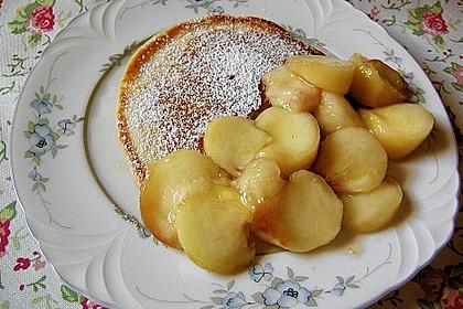 Buttermilch - Pfannkuchen