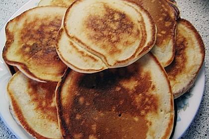 Buttermilch - Pfannkuchen 4