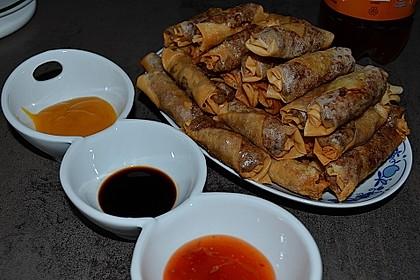 Asiatische Teigtaschen 4