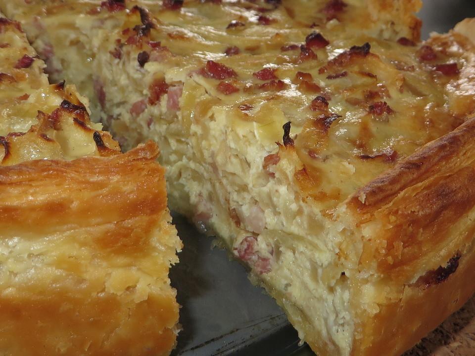 Rezepte zwiebelkuchen mit blatterteig