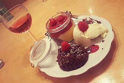 Erdbeer - Schoko - Vanille - Dessert 1