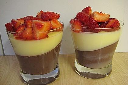 Erdbeer - Schoko - Vanille - Dessert 8