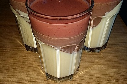 Erdbeer - Schoko - Vanille - Dessert 13