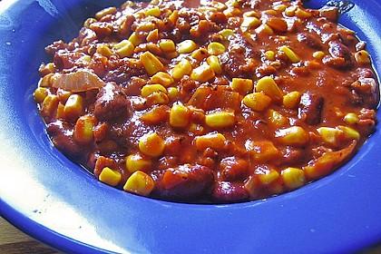 Vegetarisches Chili 2