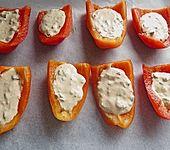 Gefüllte Paprikaschoten mit Brunch Paprika - Peperoni (Bild)