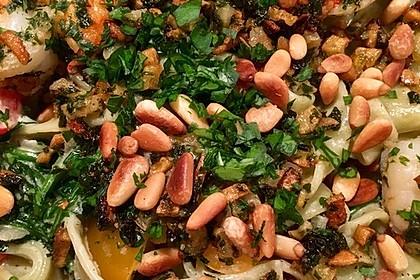 Pasta Scampi e Spinaci alla  Vapiano 7