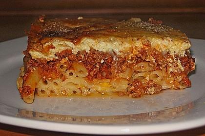 Pasticcio oder Pastitsio