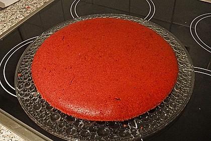 Red Velvet Cheesecake 5