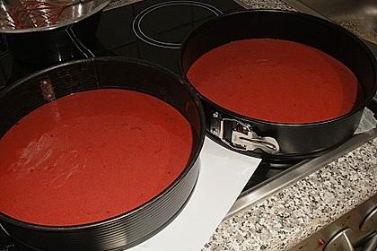 Red Velvet Cheesecake 9