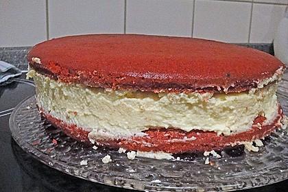 Red Velvet Cheesecake 6