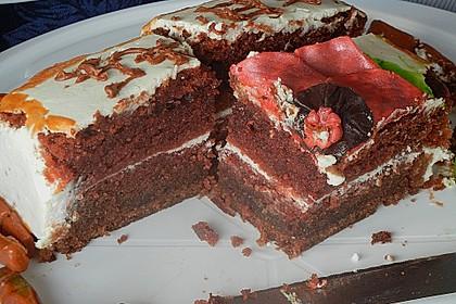 Red Velvet Cheesecake 4