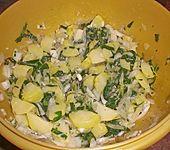 Mangold - Kartoffelsalat (Bild)