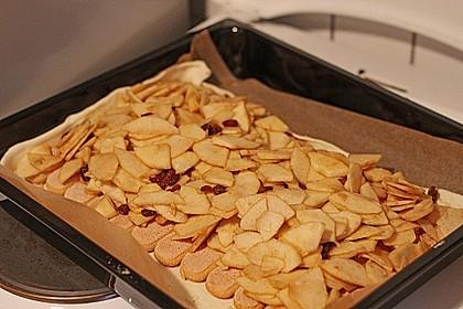 Blätterteig - Apfelschnitten 27