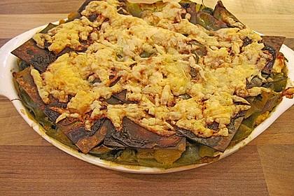 Vegetarische Kürbis-Mangold-Lasagne 15