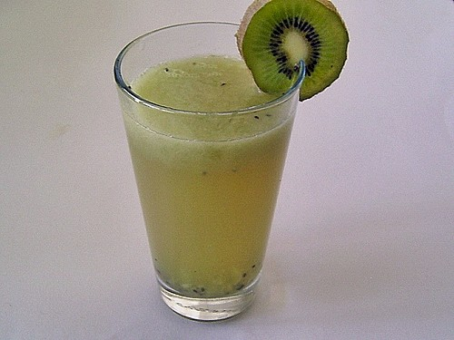 Kiwi - Apfel - Cocktail 0