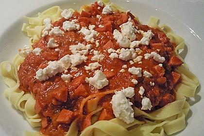 Tomatensoße (Familienrezept)