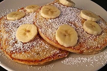 Bananenpfannkuchen 1