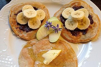 Bananenpfannkuchen