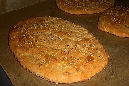 Naan Brot 1