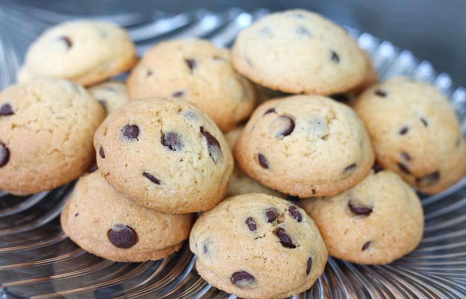 cookie mit schokotropfen rezept mit bild von lalalalalalala. Black Bedroom Furniture Sets. Home Design Ideas