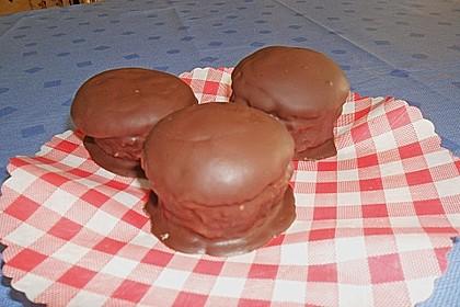 Schokoküsse aus der Muffinform 3