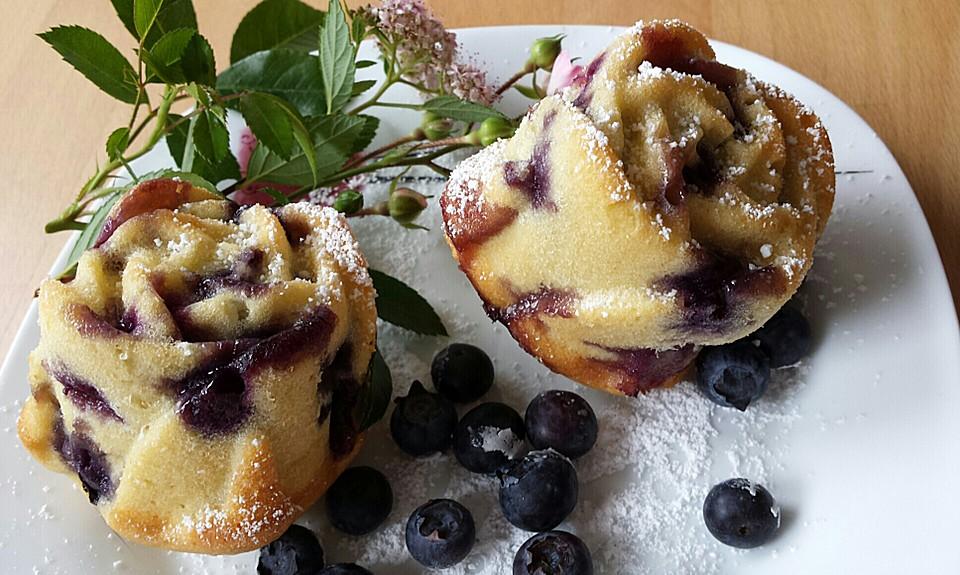 blaubeermuffins mit streusel rezept foodchomp blaubeermuffins im