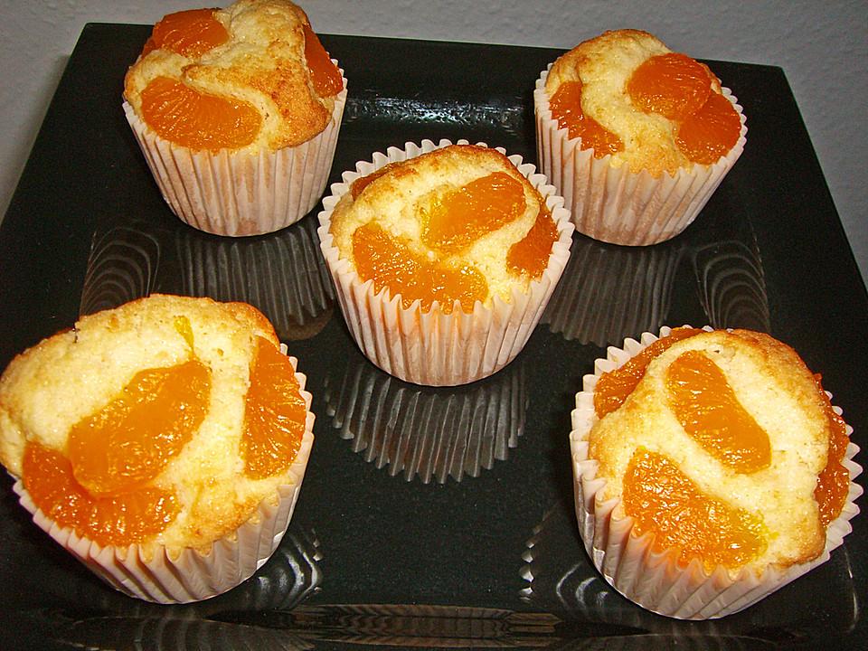 Eierlikör - Muffins Mit Mandarinen (Rezept Mit Bild) | Chefkoch.De