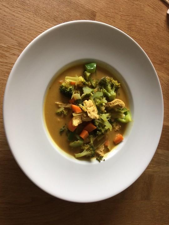 vegetarisch rezepte mit thai suppe kokosmilch. Black Bedroom Furniture Sets. Home Design Ideas