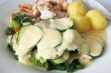 Zucchini - Karotten - Pfanne