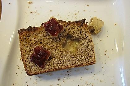 Herzige Erdnussbutter - Sandwiches 5