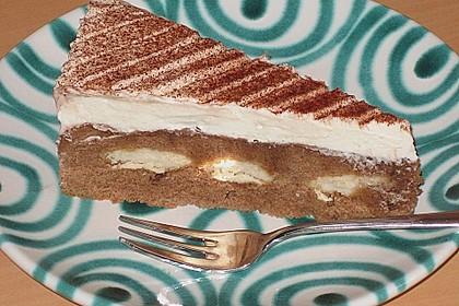 Tiramisu - Torte einmal anders