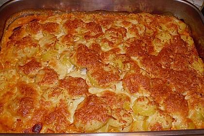 Kartoffelgratin a la Bolognese 2
