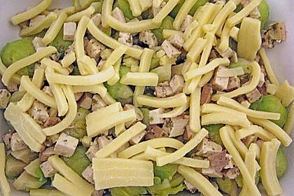Überbackener Rosenkohl mit mariniertem Tofu 1