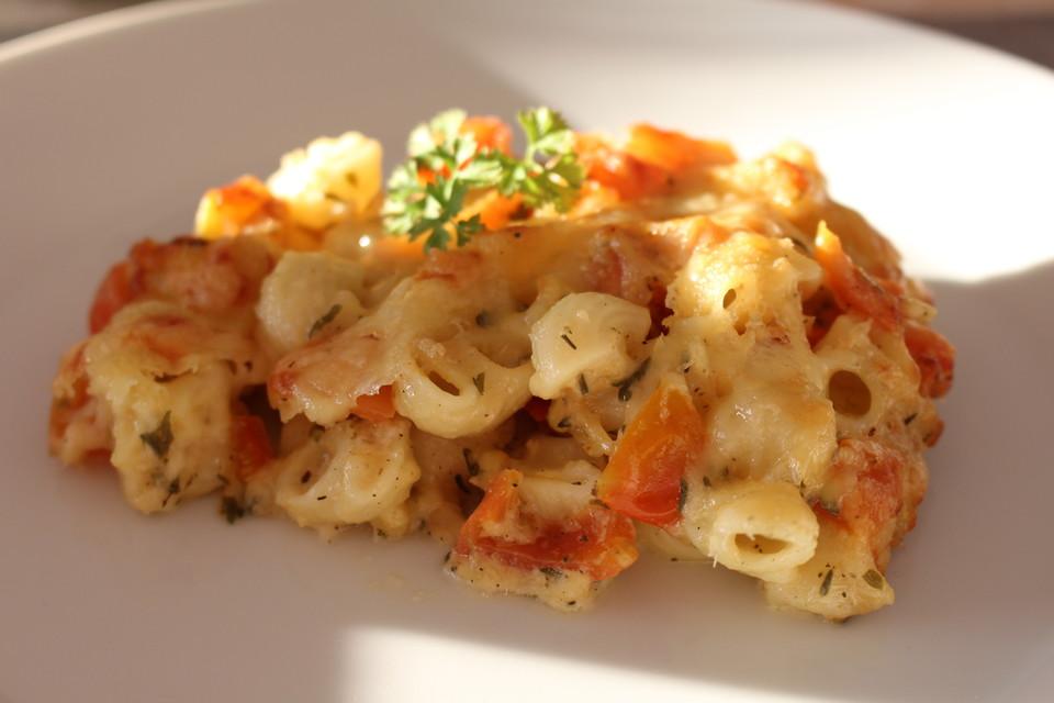 Macaroni and cheese rezept original