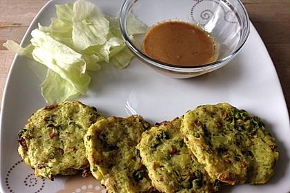 Indische Kartoffelplätzchen 5