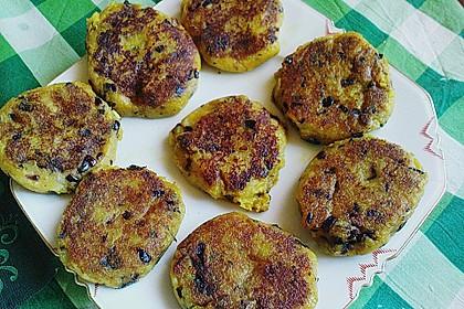 Indische Kartoffelplätzchen 3