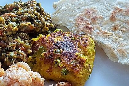 Indische Kartoffelplätzchen 1