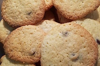 Englische Schokoladen-Cookies