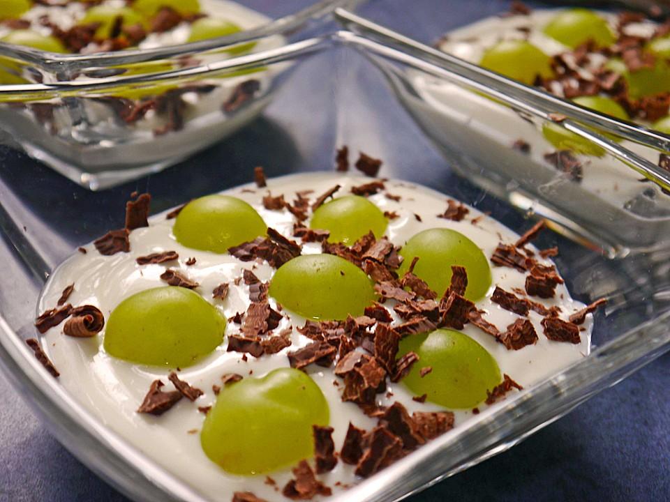 joghurt quark dessert rezepte suchen. Black Bedroom Furniture Sets. Home Design Ideas