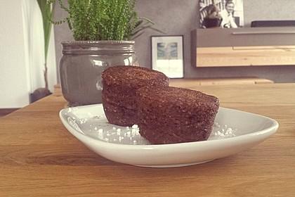 4 Minuten - Nuss - Tassenkuchen für die Mikrowelle 36