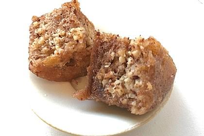 4 Minuten - Nuss - Tassenkuchen für die Mikrowelle 40