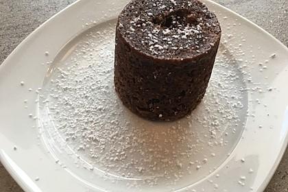 4 Minuten - Nuss - Tassenkuchen für die Mikrowelle 48