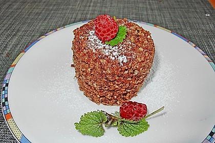 4 Minuten - Nuss - Tassenkuchen für die Mikrowelle 16