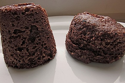 4 Minuten - Nuss - Tassenkuchen für die Mikrowelle 50